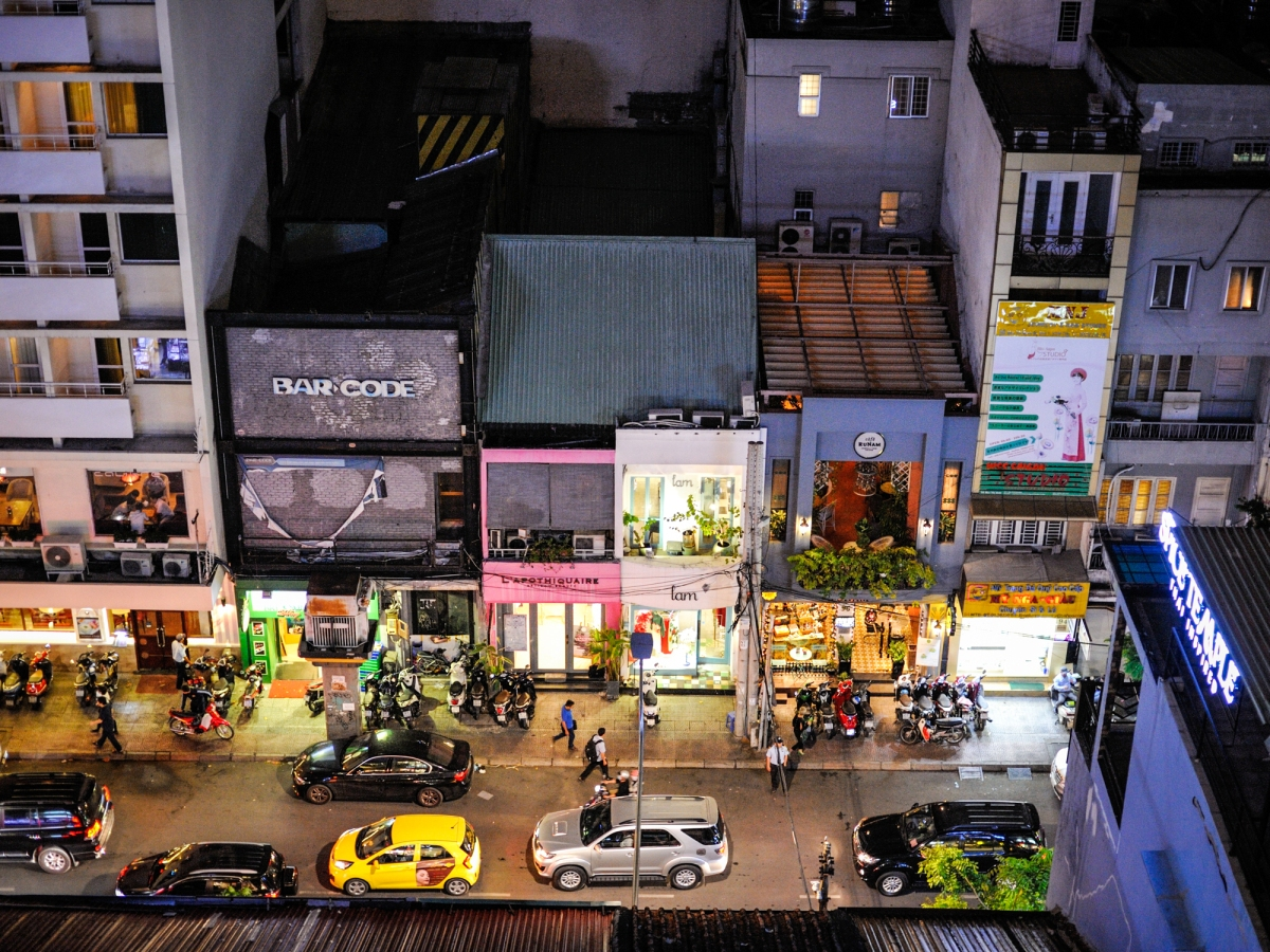 Ho Chi Minh City – A city full of contrasts