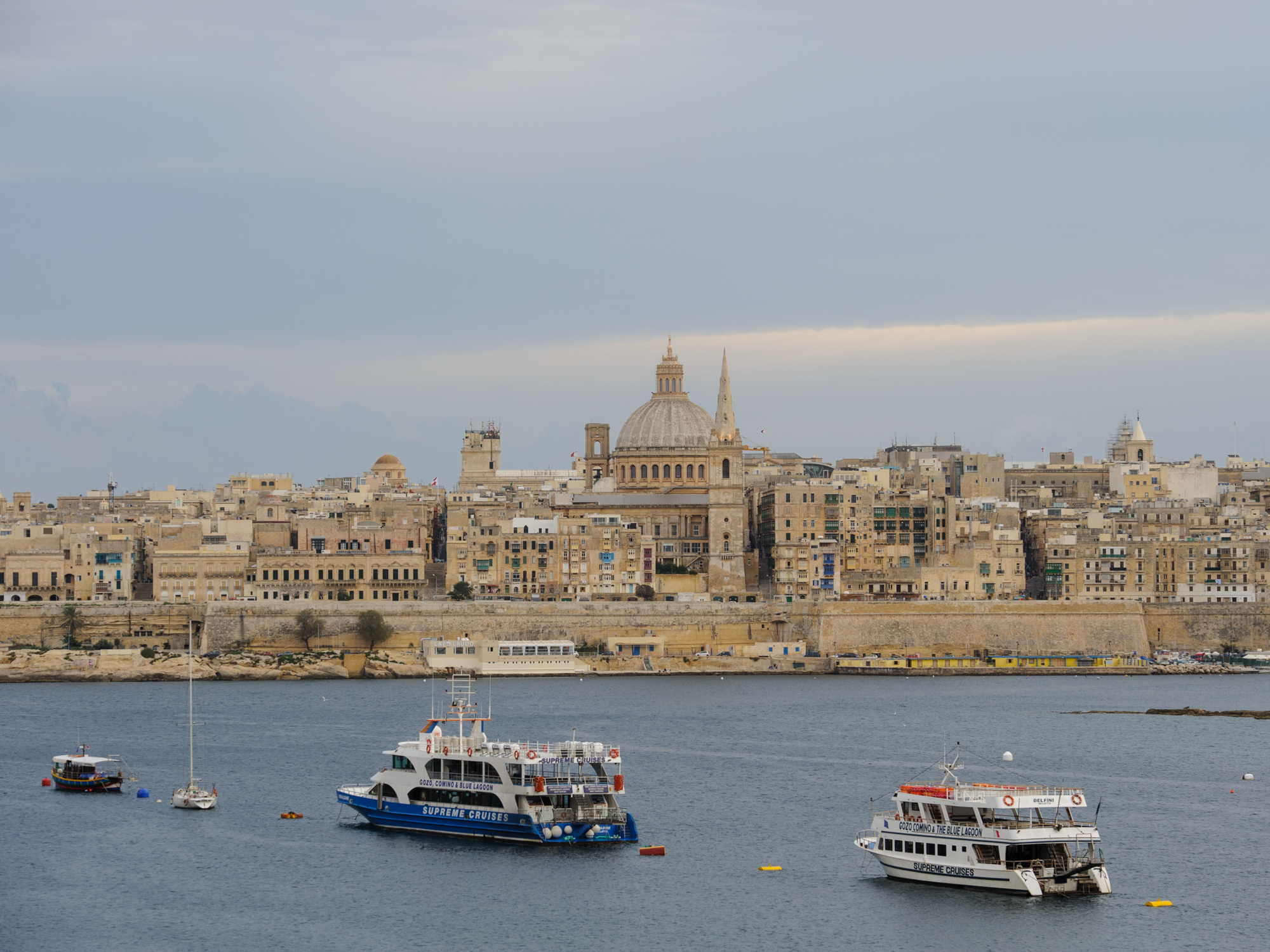 7 reasons why you should  visit Malta in winter