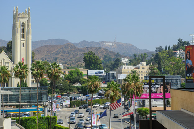 Hollywood Sign_001