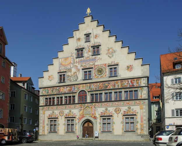 Lindau's Old Town Hall