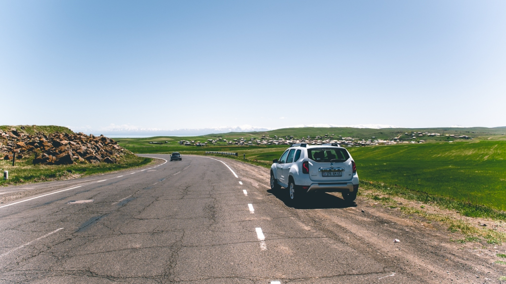 Road trip in Armenia (Vardanyas pass)