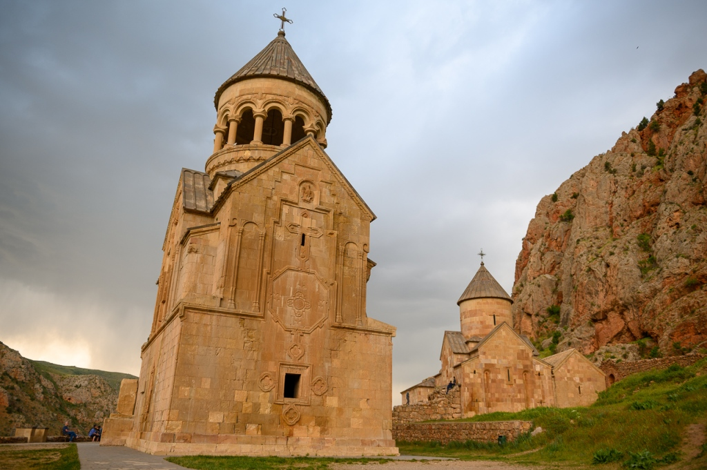Golden Hour in Noravank